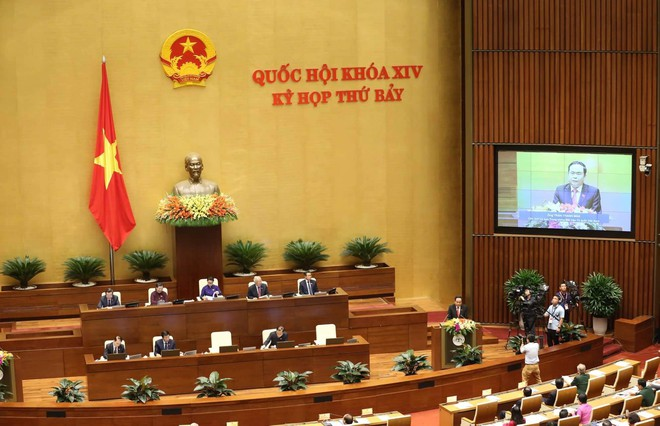 Trên 3.500 ý kiến, kiến nghị của cử tri gửi tới Quốc hội - Ảnh 1.