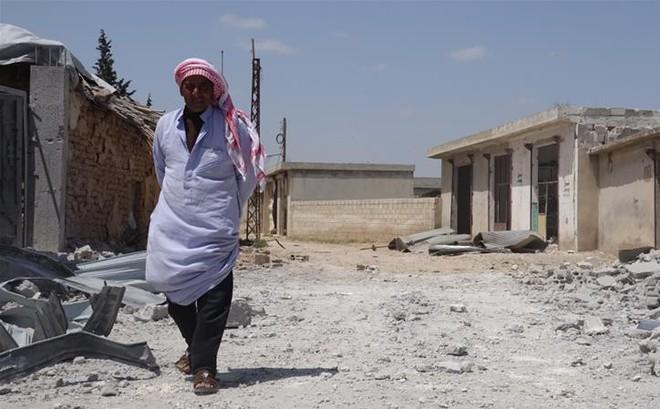 Giao tranh ở Syria sẽ lắng xuống khi quân chính phủ ngừng bắn ở Idlib?