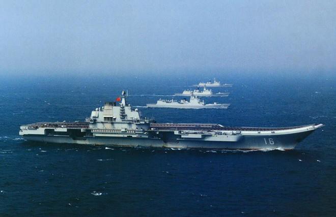 Kế hoạch đóng tàu sân bay và chiến lược hải quân viễn dương của Trung Quốc - Ảnh 2.