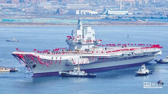 Kế hoạch đóng tàu sân bay và chiến lược hải quân viễn dương của Trung Quốc - Ảnh 3.