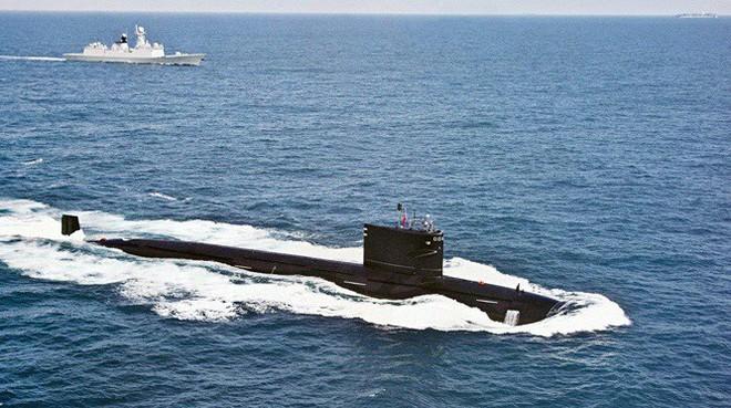 Kế hoạch đóng tàu sân bay và chiến lược hải quân viễn dương của Trung Quốc - Ảnh 5.