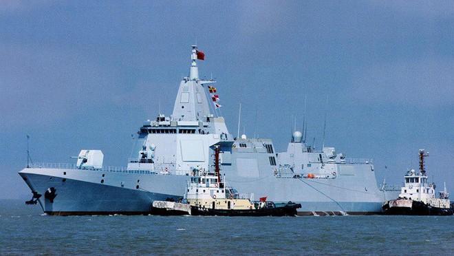 Kế hoạch đóng tàu sân bay và chiến lược hải quân viễn dương của Trung Quốc - Ảnh 8.