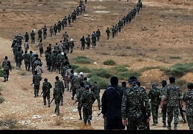 Thách thức Israel không kích Syria: Iran huấn luyện hải quân đánh bộ gần căn cứ Nga - Ảnh 3.