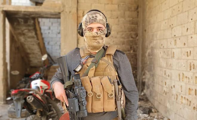 Phiến quân Syria nguy cấp ở Hama: Siêu chiến binh và vũ khí nhiệt áp cũng không cứu nổi - Ảnh 6.