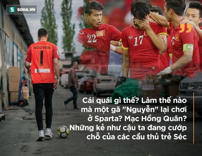 Thủ môn Filip Nguyễn: Giống Lâm Tây đến kỳ lạ; yêu Việt Nam nhờ một lần uống bia - Ảnh 3.
