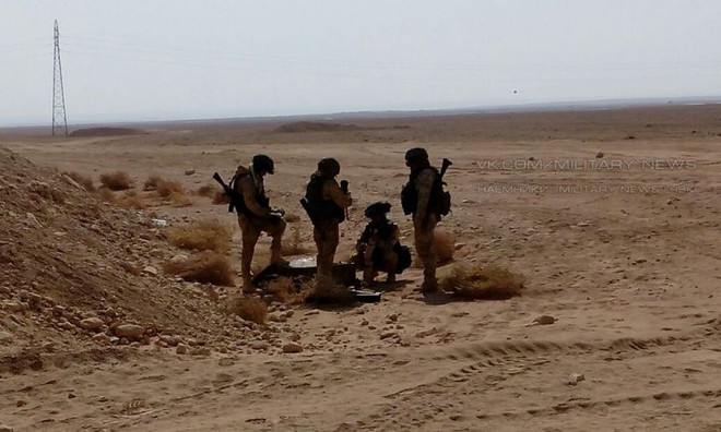 Phiến quân phản kích, hàng đàn xe bom tự sát xông lên - QĐ Syria thua nặng ở Kabani - Ảnh 10.