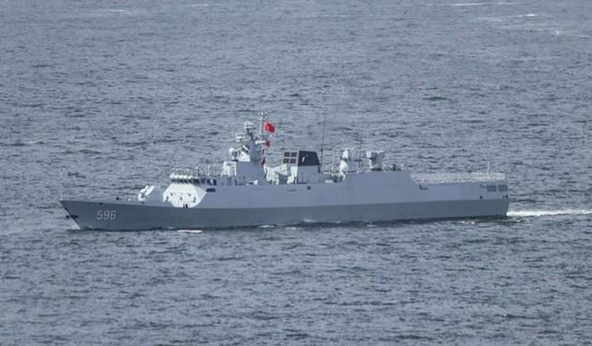 Trung Quốc nhiều chiến hạm hơn Mỹ, nhưng tất cả chỉ có vậy! - Ảnh 1.