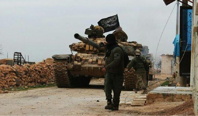 Phiến quân phản kích, hàng đàn xe bom tự sát xông lên - QĐ Syria thua nặng ở Kabani - Ảnh 5.