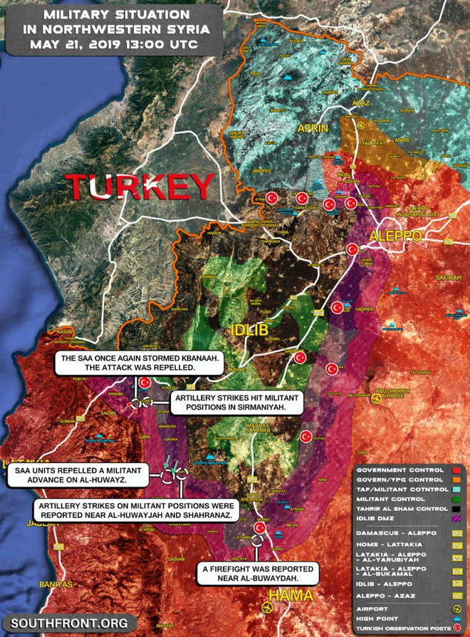 Phiến quân phản kích, hàng đàn xe bom tự sát xông lên - QĐ Syria thua nặng ở Kabani - Ảnh 2.