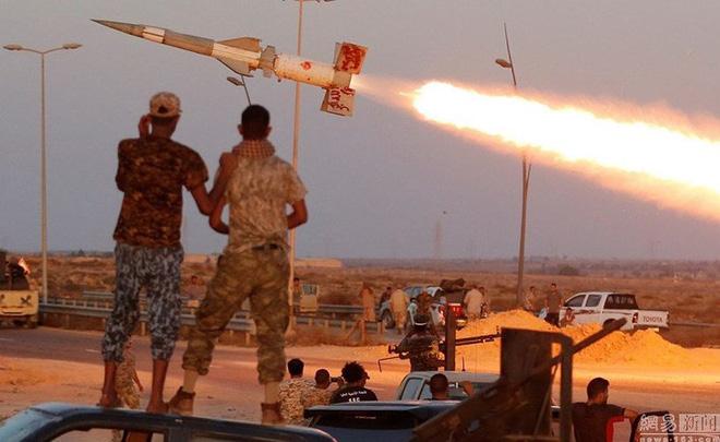 Chỉ có ở chiến trường Lybia: Tên lửa phòng không Pechora được sử dụng để... đánh đất - Ảnh 4.