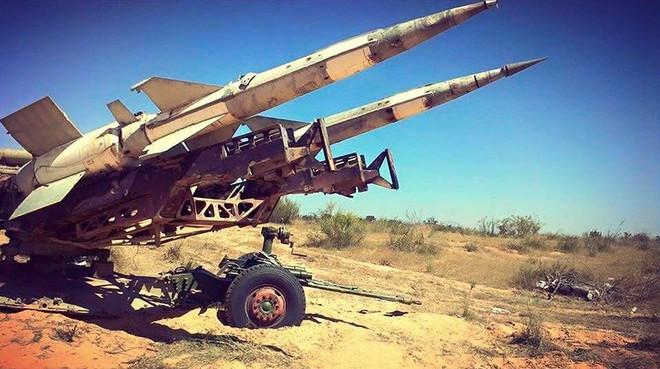 Chỉ có ở chiến trường Lybia: Tên lửa phòng không Pechora được sử dụng để... đánh đất - Ảnh 6.