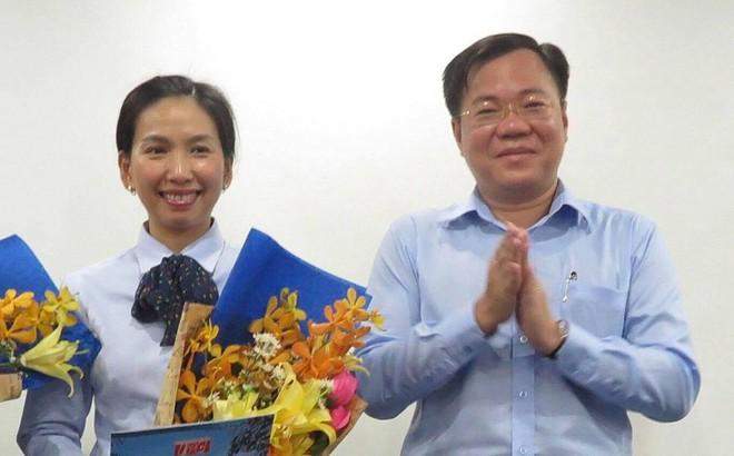 Công an TPHCM thông tin việc khởi tố ông Tề Trí Dũng và bà Hồ Thị Thanh Phúc