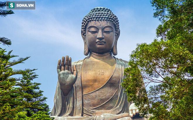Lý do việc Đức Phật hướng lòng bàn tay ra ngoài và 4 cách để có cuộc sống vô ưu