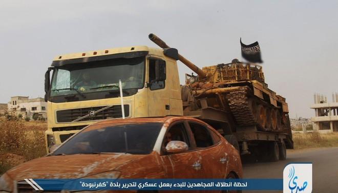 Khủng bố tổ chức phản công lớn tại Tây Bắc Syria: Tín hiệu không kích của Mỹ hiệu quả? - Ảnh 4.