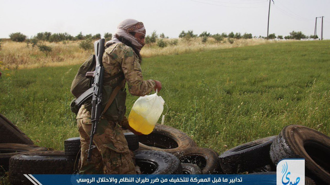 Khủng bố tổ chức phản công lớn tại Tây Bắc Syria: Tín hiệu không kích của Mỹ hiệu quả? - Ảnh 5.