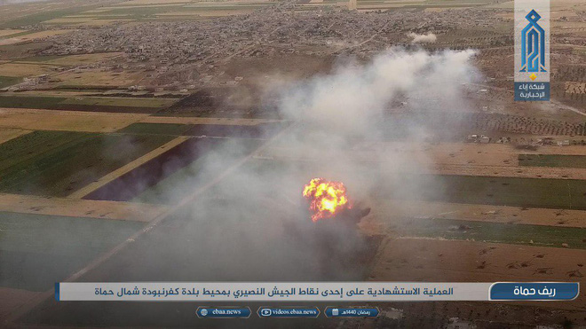 Khủng bố tổ chức phản công lớn tại Tây Bắc Syria: Tín hiệu không kích của Mỹ hiệu quả? - Ảnh 7.