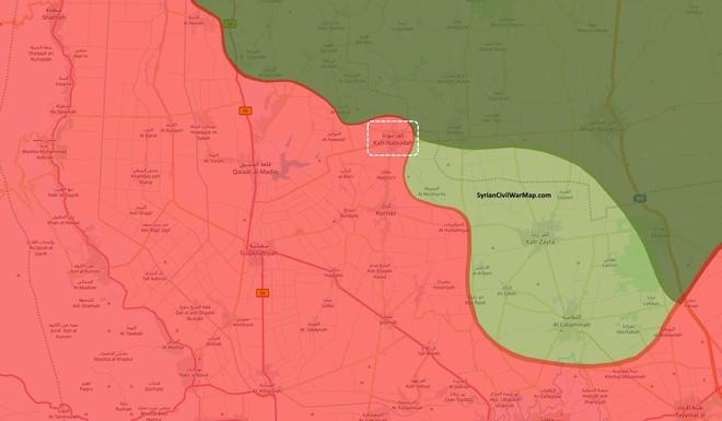Khủng bố tổ chức phản công lớn tại Tây Bắc Syria: Tín hiệu không kích của Mỹ hiệu quả? - Ảnh 1.