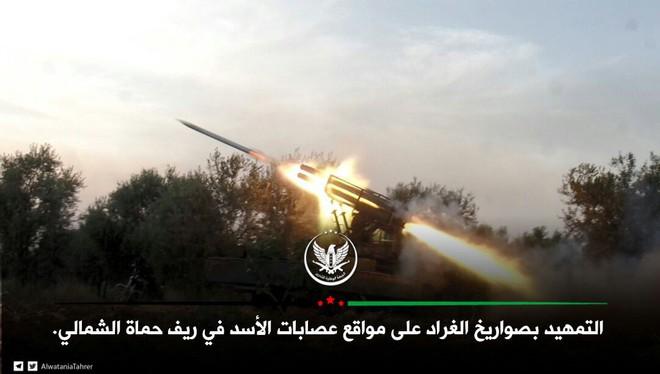 Khủng bố tổ chức phản công lớn tại Tây Bắc Syria: Tín hiệu không kích của Mỹ hiệu quả? - Ảnh 18.