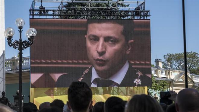 Khéo dùng những lời bất hủ của người Mỹ, tân TT Ukraine đá xéo ông Putin mà không cần nhắc tới Nga? - Ảnh 3.