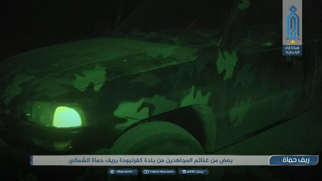 QĐ Syria đang đứng trước thế ngàn cân treo sợi tóc ở Hama - Ngày đen tối chưa từng có - Ảnh 9.