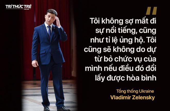 Toàn văn phát biểu nhậm chức rung động của tân Tổng thống Ukraine: Tôi sẽ cố gắng để người dân không phải khóc! - Ảnh 3.