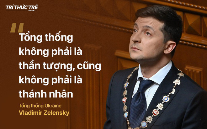 Toàn văn phát biểu nhậm chức rung động của tân Tổng thống Ukraine: Tôi sẽ cố gắng để người dân không phải khóc! - Ảnh 4.