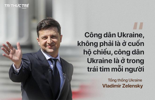 Toàn văn phát biểu nhậm chức rung động của tân Tổng thống Ukraine: Tôi sẽ cố gắng để người dân không phải khóc! - Ảnh 1.
