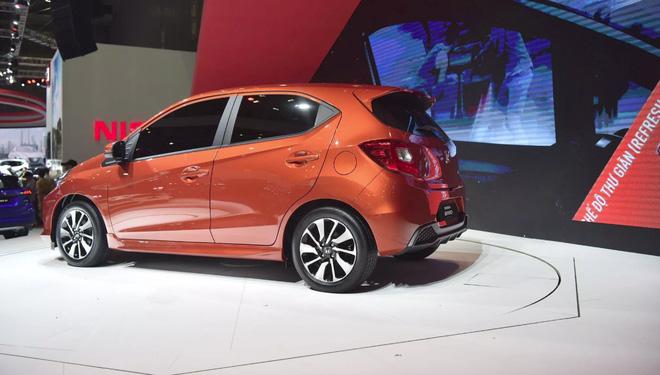 Vừa ra mắt, chưa có giá bán nhưng Honda đã ưu đãi gần chục triệu đồng cho mẫu ô tô này - Ảnh 4.