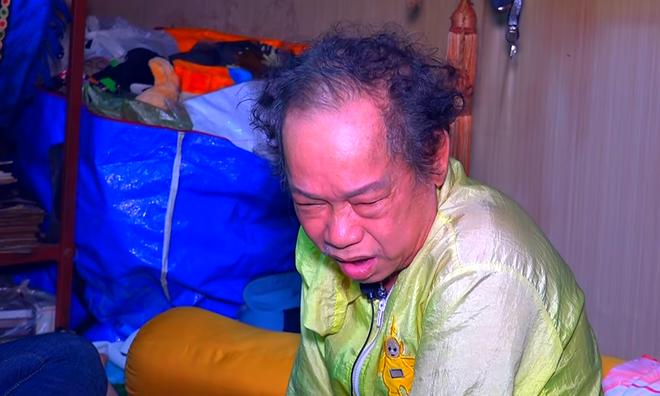 Bi kịch đời nghệ sĩ Vũ Quang: Bị liệt 2 chân, không vợ con, phải nhờ em rể và cháu chăm sóc - Ảnh 3.