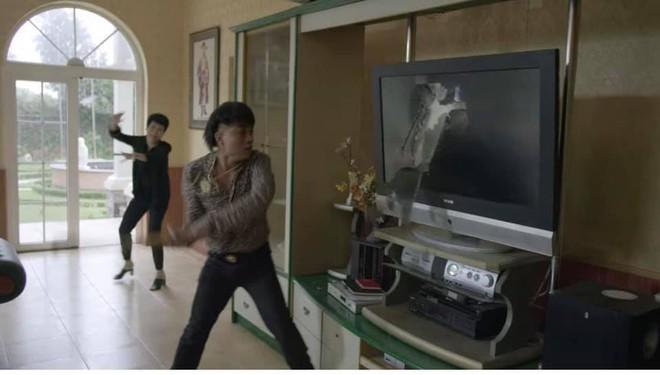 Em trai khác mẹ của Hoàng Thùy Linh: Cảnh ngáo đá, tôi ngốn của đoàn phim hơn 30 triệu đồng - Ảnh 5.