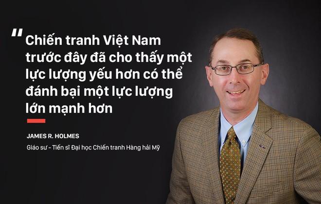 Chuyên gia Mỹ: Bài học từ Việt Nam có thể cho biết Mỹ hay Iran bị đánh bại nếu chiến tranh - Ảnh 1.