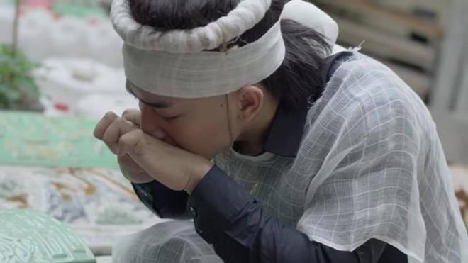 Em trai khác mẹ của Hoàng Thùy Linh: Cảnh ngáo đá, tôi ngốn của đoàn phim hơn 30 triệu đồng - Ảnh 3.
