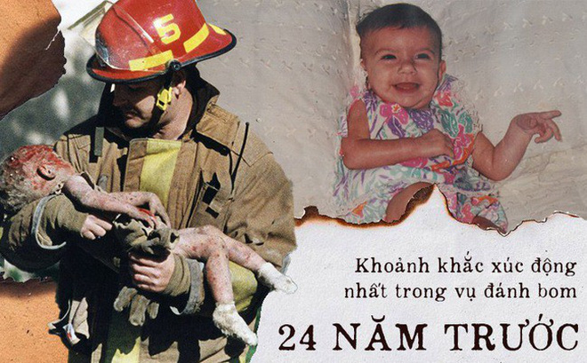 Bức ảnh nhân viên cứu hỏa bế thi thể đứa trẻ lay động thế giới và sự kiện khiến cuộc đời những người liên quan thay đổi sau 24 năm