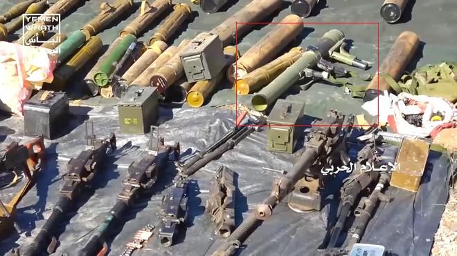 Houthi bắt sống hàng loạt vũ khí hiện đại của Liên quân Saudi Arabia: Sự thật sốc - Ảnh 1.