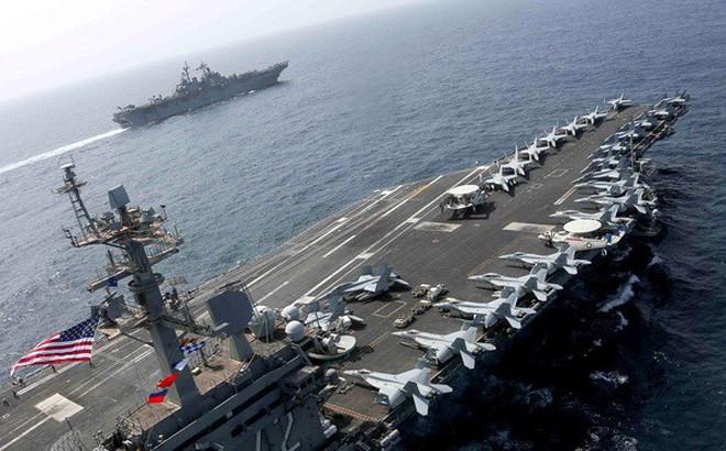"""Những nguồn tin tình báo """"mập mờ"""" về Iran khiến Mỹ điều quân tới Trung Đông?"""
