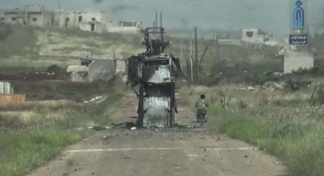 Phiến quân sập bẫy, mò trúng bãi mìn của QĐ Syria - Thương vong khủng khiếp trong chớp mắt - Ảnh 4.
