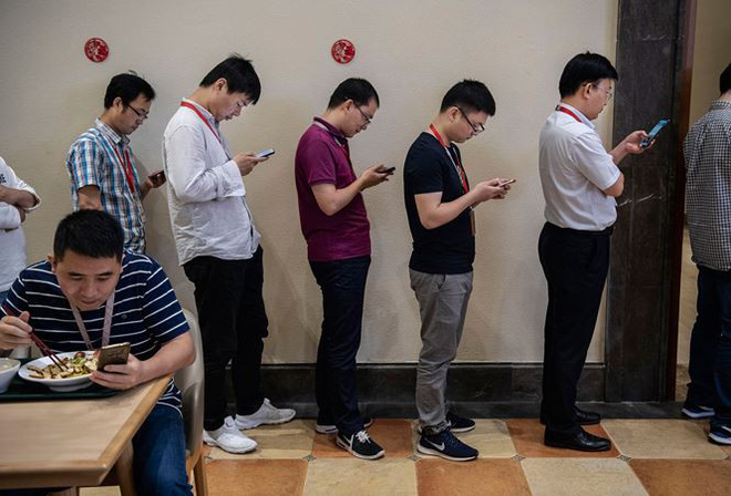 Khám phá 'tổng hành dinh' của Huawei - Ảnh 12.