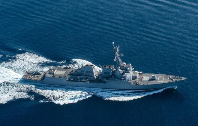 Cụm tác chiến tàu sân bay Mỹ đủ sức tiêu diệt không quân Iran hay chỉ là hổ giấy? - Ảnh 2.