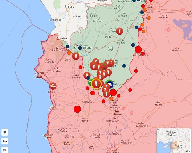Mỹ bất ngờ tham chiến bằng tuyệt chiêu mới - QĐ Syria tháo chạy, bị phiến quân thu giữ nhiều vũ khí - Ảnh 6.