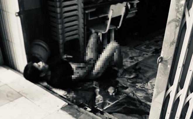 """Thực hư thông tin chồng bị vợ """"cắt phăng"""" của quý, nằm gục trên vũng máu trước hiên nhà ở Hà Nội"""