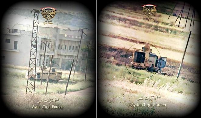 Mỹ bất ngờ tham chiến bằng tuyệt chiêu mới - QĐ Syria tháo chạy, bị phiến quân thu giữ nhiều vũ khí - Ảnh 10.