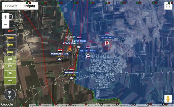 Mỹ bất ngờ tham chiến bằng tuyệt chiêu mới - QĐ Syria tháo chạy, bị phiến quân thu giữ nhiều vũ khí - Ảnh 5.