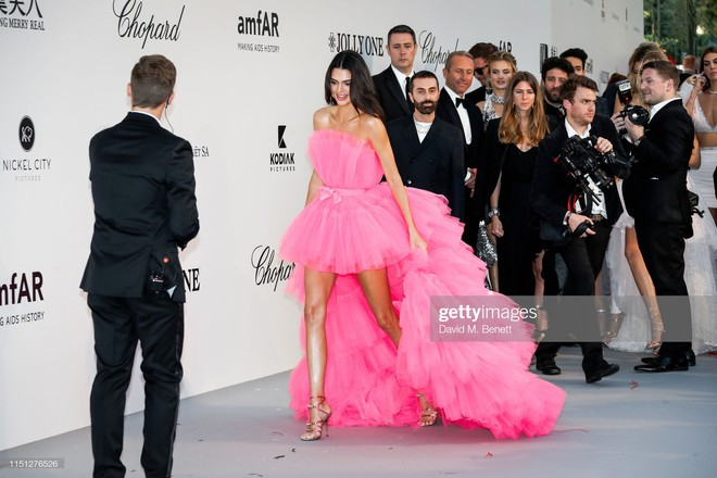Hút hết mọi ánh nhìn và truyền thông, mỹ nhân này mới chính xác là tâm điểm chú ý tại LHP Cannes 2019 - Ảnh 1.