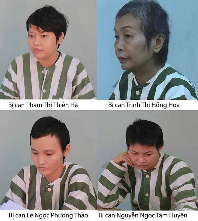 Hình ảnh 4 phụ nữ giết người bỏ xác trong bê tông - Ảnh 1.