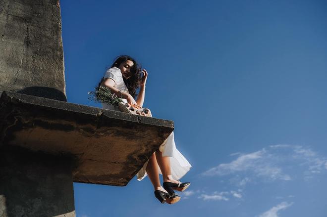 """Sự thật về góc bậc thang bỏ hoang """"cực chill"""" đang gây sốt ở Hội An: Cẩn thận không là """"một bước lên thiên đường"""" đúng nghĩa đen - Ảnh 17."""