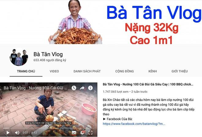 3 Vlogger ẩm thực có tuổi vẫn khiến giới trẻ chao đảo: Người tạo hiện tượng, người hút triệu view sau 2 tuần ra mắt - Ảnh 6.