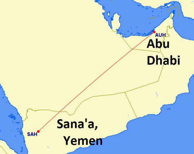 Houthi phản đòn vào Thủ đô Abu Dhabi, UAE: Rợn người trước cảnh máy bay lao vào mục tiêu - Ảnh 1.