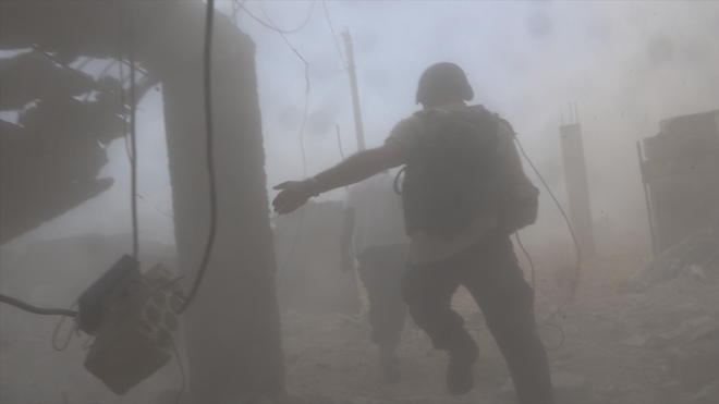 PV Anh trang bị như đặc nhiệm phiến quân bị phục kích ở Syria: Tận thấy sự khủng khiếp? - Ảnh 7.