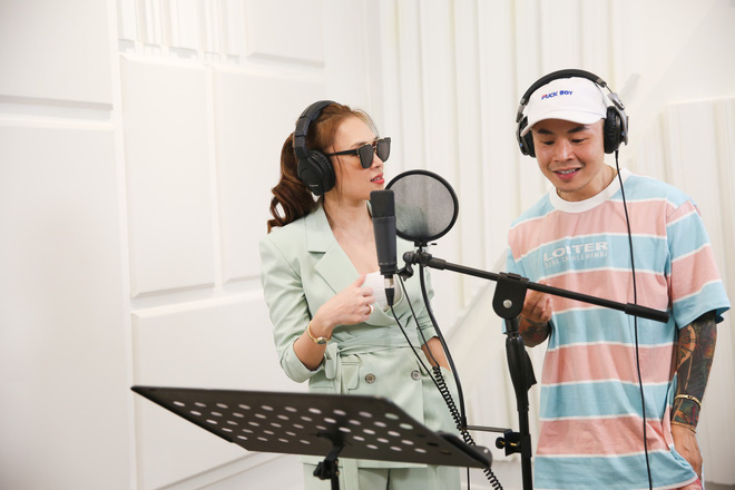 Mỹ Tâm tung ca khúc kết hợp với rapper Binz  - Ảnh 5.