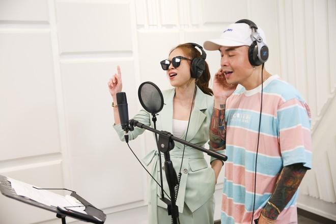 Mỹ Tâm tung ca khúc kết hợp với rapper Binz  - Ảnh 2.